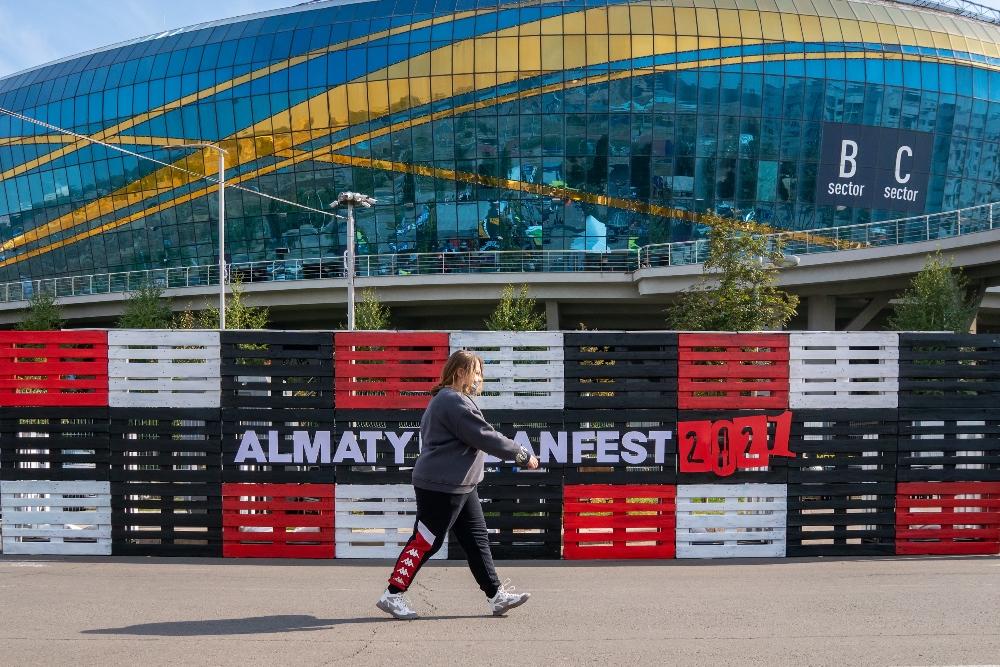 Фестиваль Almaty Urban Fest 2021 прошел в Алматы